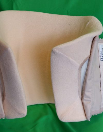 Maßangefertigte Leibbinde mit Verstärkung