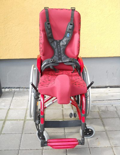 Sitzschale im Sonderbau